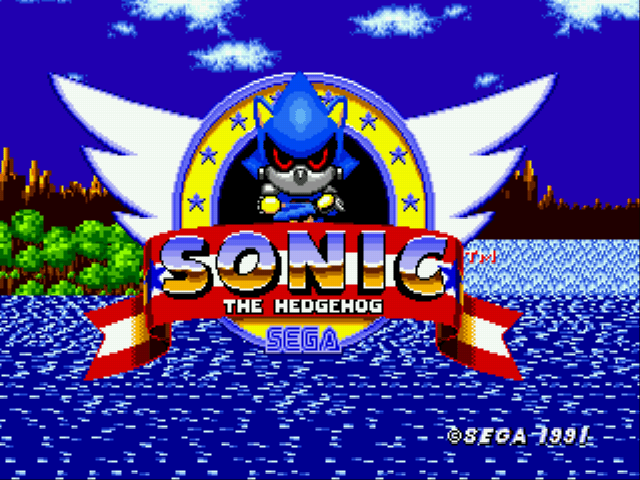 Jogo Metal Sonic in Sonic the Hedgehog (Beta) Online Gratis