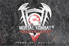 Mortal Kombat – Deadly Alliance Online