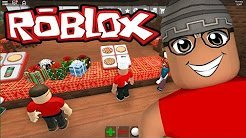 Roblox: Work at a Pizza Place