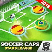 Soccer Caps Multiplayer Stars League 2018