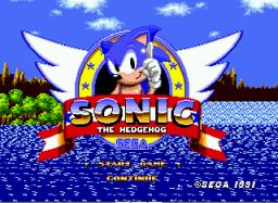Sonic 1 Megamix Online