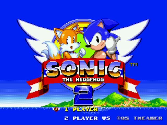 Sonic 2 Megamix Online