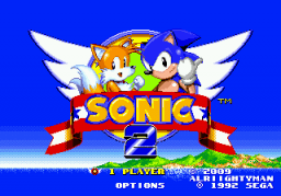 Sonic 2 – S3 Edition Online