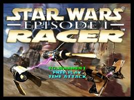 Star Wars Episode I – Racer  N64