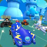 Super Sonic Kart Racing