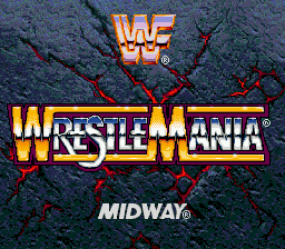 WWF WrestleMania – The Arcade Game Online