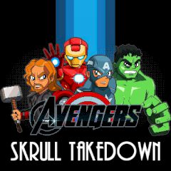 The Avengers Skrull Takedown – Ajuder Os vingadores a derrotar os Skrulls