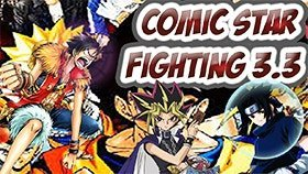 Jogo Comic Stars Fighting v3.3 Online Gratis