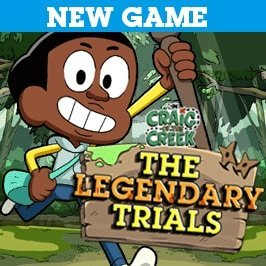 Craig of the Creek – The Legendary Trials
