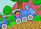 Jogo Dora Train Express Online Gratis