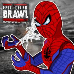Epic Celeb Brawl Spider-man