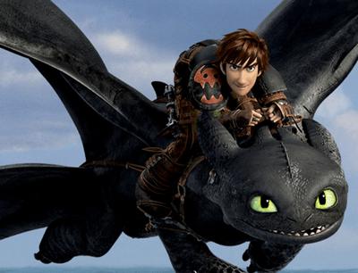 Voar com os Dragões