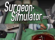 Real Surgeons Play Surgeon Simulator