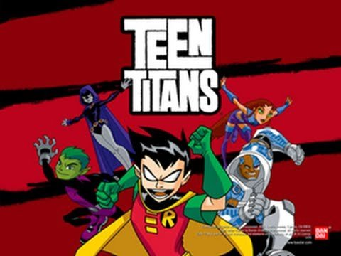 Jogo dos Jovens Titans (ONLINE) Gratis