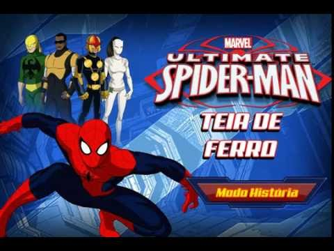 Ultimate Spider-Man – Teia de Ferro