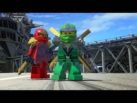 LEGO Ninjago (MOD) – LEGO Marvel Super Heroes