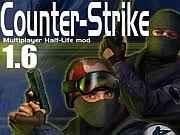Jogo Counter Strike 1.6 : Half Life Mod Online Gratis