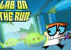 Laboratório de Dexter: Lab on The Run