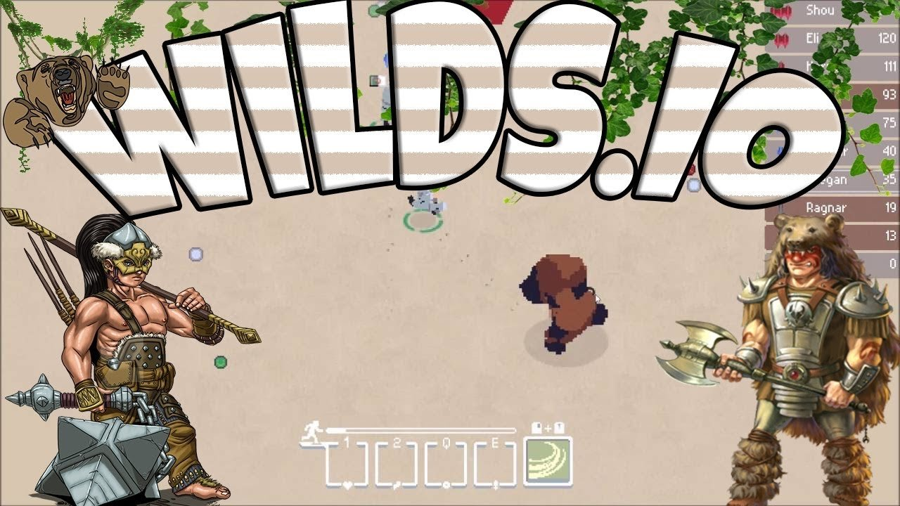 Game Online  Wilds.io