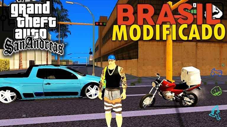 DOWNLOAD: GTA MODIFICADO BRASIL PARA ANDROID