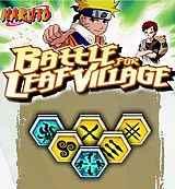 Naruto. Battle For Leaf Village