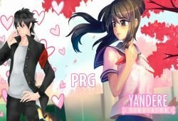 Yandere simulator RPG Assassinos