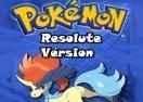 Pokémon Resolute