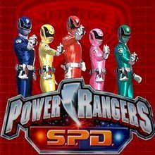 Power Rangers S.P.D.