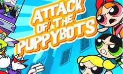 Ataque dos Cachorros Robôs – Meninas Superpoderosas