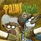 Jogo Regular Show: Paint War Online Gratis