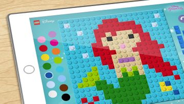 Mosaic Game – Games – Disney LEGO.com