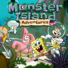 Jogo SpongeBob SquarePants Monster Island Adventures Online Gratis