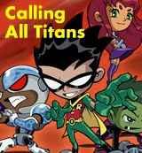 Jovens Titans – Calling All Titans