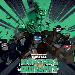 TMNT Monsters vs Mutants