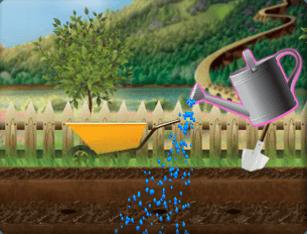 Jogo Barbie – Monte um Jardim Online Gratis