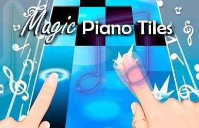 Teclas de Piano Mágicas