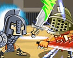 Arena de Combate dos Gladiadores