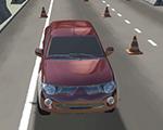 Baliza de Carros: Simulador Real 3D