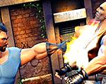 Luta de Kung Fu