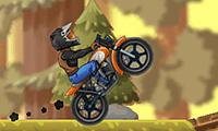 Corrida Trial-X 2: Aventura na Montanha