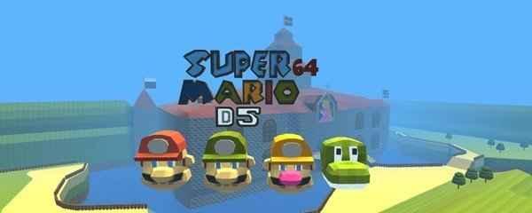 Jogo Super Mario 64 DS – KoGaMa Online Gratis