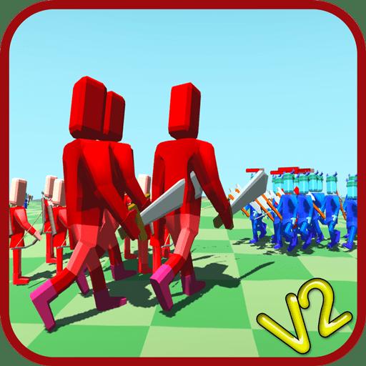 Jogo Battle Simulator V2 Online Gratis