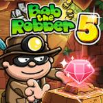 Bob, o Ladrão 5: Aventura no Templo