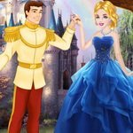 Cinderella Ball Dress Up