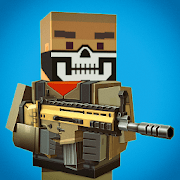 Jogo Guns and Pixel: 3D Strike Online Gratis