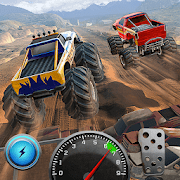 Jogo Racing Xtreme 2: Top Monster Truck & Offroad Fun Online Gratis