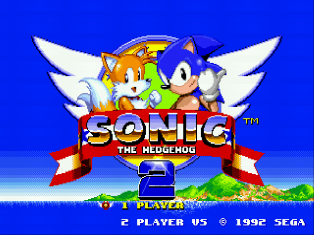 Jogo Sonic 2 – Secret Rings Control Online Gratis