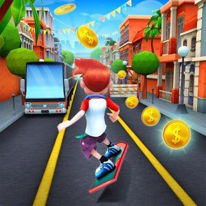 Super Subway Surf