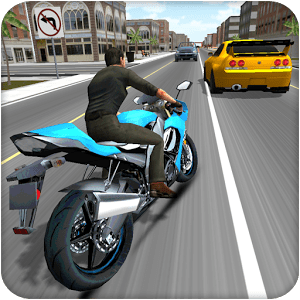 Traffic Moto GP Rider