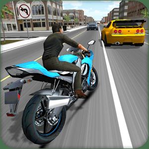 Jogo Traffic Moto GP Rider Online Gratis